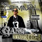 Mr. Criminal's Gang Stories by Mr. Criminal