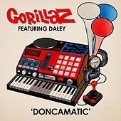 Doncamatic (feat. Daley) de Gorillaz