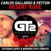Desert Rose (Esteban Lopez & Binomio 2019 Tribute) de Carlos Gallardo