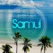 Samui Recordings Presents Summer 2016 de Various Artists