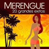 Merengue -  20 Grandes Exitos de Grupo Super Bailongo