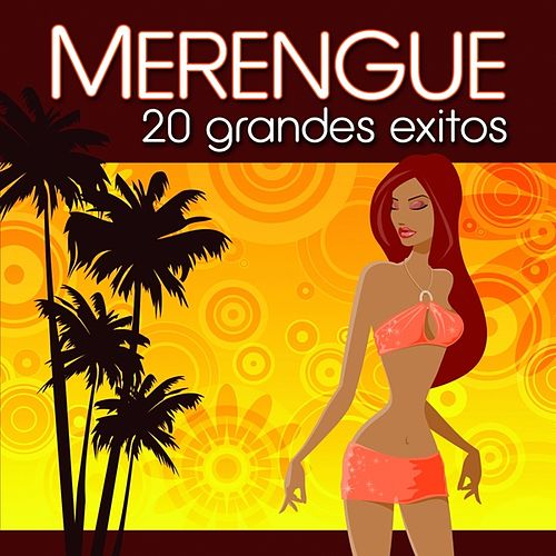 Merengue -  20 Grandes Exitos by Grupo Super Bailongo