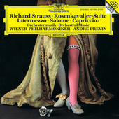 R. Strauss: Rosenkavalier-Suite; Intermezzo; Salome; Capriccio von Wiener Philharmoniker