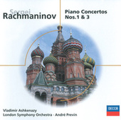 Rachmaninov: Piano Concertos Nos.1 & 3 de Vladimir Ashkenazy