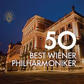 50 Best Wiener Philharmoniker by Various Artists