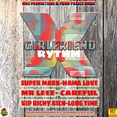 X Girlfriend Rythm EP by Various Artists