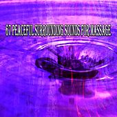 67 Peaceful Surrounding Sounds for Massage von Massage Therapy Music