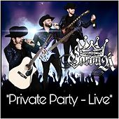 Private Party (Live) de Los de la Corona