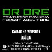 Forgot About Dre (Karaoke Version) de Urock