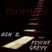Prophecy (feat. P$ychX & Greyy) de Ash'z