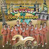 20 Aniversario de Mariachi Juvenil Oro de Mexico