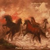 Piano Concertos de Walter Rinaldi