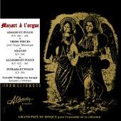 Wolfgang Amadeus Mozart à l'orgue - AMS66 de Ensemble Wolfgang von Karajan