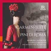 Rodion Shchedrin: Carmen Suite – Respighi: Pini di Roma (Live) by Bavarian Radio Symphony Orchestra