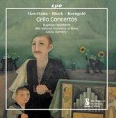 Ben-Haim, Bloch & Korngold: Works for Cello & Orchestra von Raphael Wallfisch