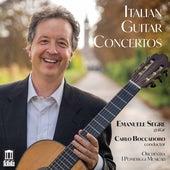 Italian Guitar Concertos von Emanuele Segre