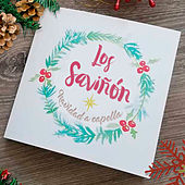 Navidad Acapella de Los Saviñón