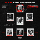 Family Over Everything by Lil Durk & Only The Family