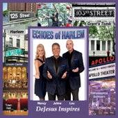 Echoes of Harlem de DeJesus Inspires