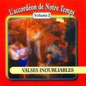 L'accordéon de notre temps, Vol. 2: Valses inoubliables by Multi Interprètes