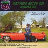 Getting Kicks Route 66 von David Nall