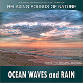 Ocean Waves and Rain: Relaxing Sounds of Nature de Healing Sounds for Deep Sleep and Relaxation
