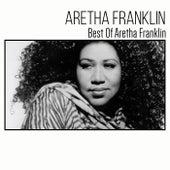 Aeretha Franklin: Best of Aretha Franklin de Aretha Franklin