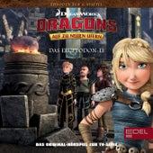 Folge 43: Goldrausch / Das Eruptodon-Ei (Das Original-Hörspiel zur TV-Serie) von Dragons - Auf zu neuen Ufern