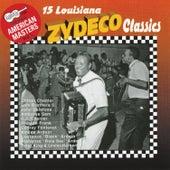 15 Louisiana Zydeco Classics de Various Artists