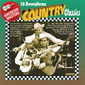 16 Down Home Country Classics von Various Artists