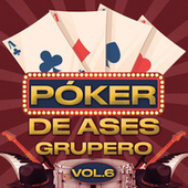 Póker De Ases Grupero Vol. 6 de Various Artists