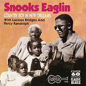 Country Boy in New Orleans by Snooks Eaglin