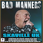 Skaville UK (Live) de Bad Manners