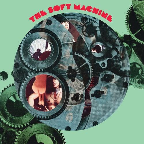 The Soft Machine by Soft Machine