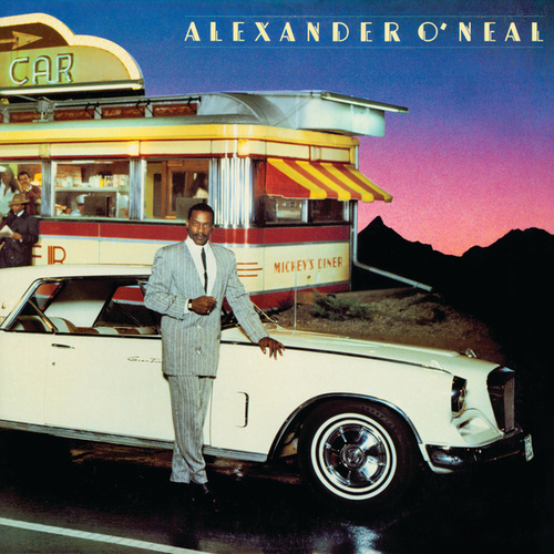 Alexander O'Neal by Alexander O'Neal