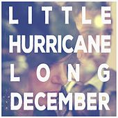 A Long Decemeber by Little Hurricane