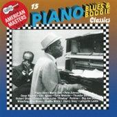 15 Piano Blues & Boogie Classics de Various Artists