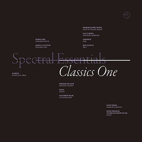 Spectral Essentials: Classics One by Various Artists