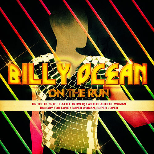 On The Run - EP by Billy Ocean