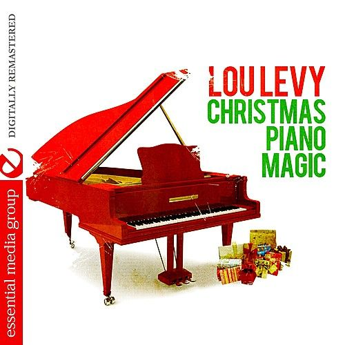 Christmas Piano Magic (Digitally Remastered) by Lou Levy