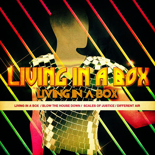 Living In A Box - EP by Living In A Box