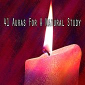 41 Auras for a Natural Study von Massage Therapy Music
