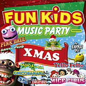 Fun Kids Music Party - Xmas by Various Artists