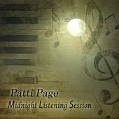 Midnight Listening Session by Patti Page