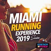 Miami Running Experience 2019 Session van DJ Space'c, Lawrence, Groovy 69, Circle 99, D'Mixmasters, Plaza People, Masquerade, Kangaroo, Atlantis
