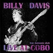 Billy Davis Live at Cobo de Billy Davis