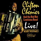 Live! at the Long Beach and San Francisco Blues Festivals de Clifton Chenier