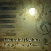 Midnight Listening Session by Lightnin' Hopkins