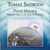 Four Visions for 1, 2 & 3 Pianos by David Svec Tomas Svoboda