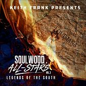 Keith Frank Presents the Soulwood Allstars, Vol. 3 van Keith Frank